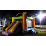 Inflable Castillo Con Tobogan 3mtx 5mt
