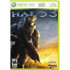 Juego Xbox 360 Halo 3 - Refurbished Fisico