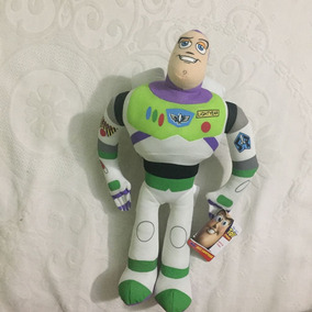 Boneco Coleção Toy Story Buzz 32cm - Disney - Da Long Jump