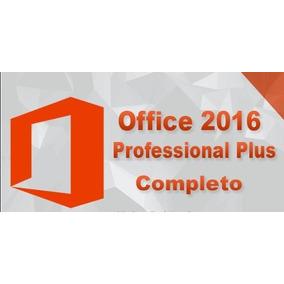 Chave Office 2016 Pro Original Ativação Online