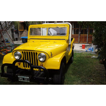 Jeep Ika Motor Ford Falcon