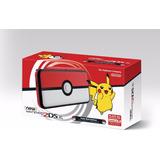 New Nintendo 2ds Xl Poke Ball Edition Nuevo A Pedido