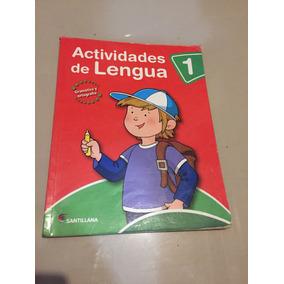 Libro De Actividades De Lengua 1