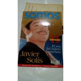 Revista Somos Javier Solis