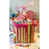 Tortas Artesanales. Dripping Cake, Golosinas