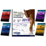 Guia Ingreso Unam Conamat 2018 + 4 Areas + Examenes Prueba