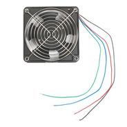 Ventilador Cooler Vent. 120x120x38 110v 220v C/ Grade E Cabo