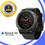 Reloj Gps Garmin Fenix 5x Zafiro - Gpsaventura