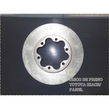Disco De Freno Toyota Hiace / Panel