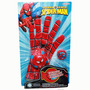Spiderman Guante Lanza Discos Luz Sonidos Héroe Jd217