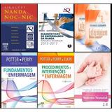 Kit 6 Eboks Brunner, Nanda, Nic Noc, Potter Fund, Proced.