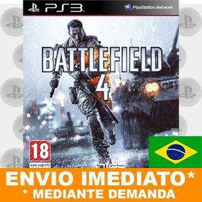 Battlefield 4 Psn Ps3 Jogo Dublado Portugues Play3