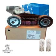 Kit De Distribucion + Bomba Skf Peugeot 206 1.9 Diesel Dw8