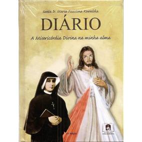 O Diário De Santa Faustina - Livro - Lacrado