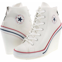 Tênis All Star Converse Salto Alto