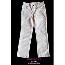 Pantalones Carters Para Niña