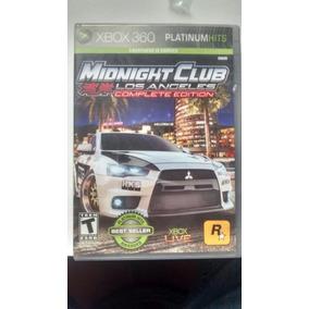 [costo Negociable]midnightclub:los Ángeles, Complete Edition