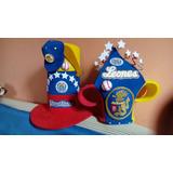 Sombreros De Equipos De Beisbol Goma Espumal