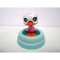 Littlest Pet Shop Pato Patito Mc Donalds Hasbro 2008 Boedo