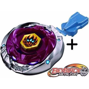 Beyblade Metal Fury -phantom Orion Bb118 + Super Lançadores
