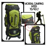 Camping Morral Inter Zero70-90viaje Montaña Utilisimo Oferta