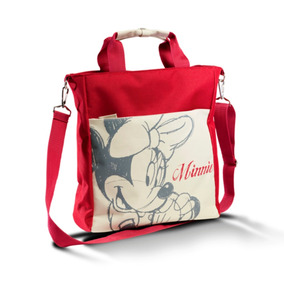 Morral De Minnie Glamour Collection Original Disney /salvat