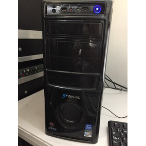 Acteck Helix Pro Gaming Pc Amd Fx 8150 8-core 3.6 Ghz 16 Gb