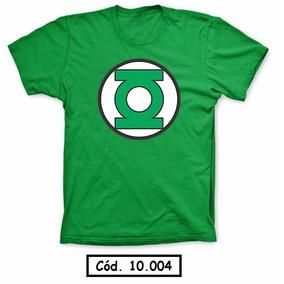 Camiseta Lanterna Verde Ufc Minecraft Rock Nerd Geek Dota
