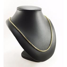 Cadena De Oro 18 K Amarillo Unisex Forcet *joyeriaeltasador*