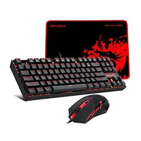 Kit Redragon K552-ba Teclado + Mouse + Pad