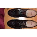 Zapatos De Cuero Clark 100% Original Talla 43.5 Us 10.5
