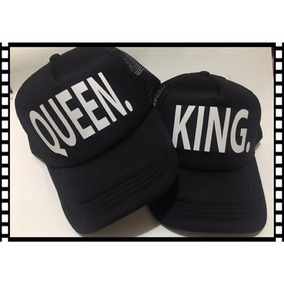 Gorras Trucker King And Queen Personalizadas