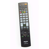 Sanyo Gxeb Lcd Hd Tv Remote Control For Dp37840, Dp42840, Dp