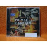 Primal Scream Vanishing Point - Cd Lacrado Promo