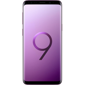 Celular Smartphone Samsung Galaxy S9 Ultravioleta Tela 5.8