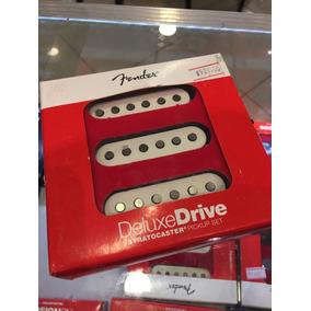 Set Captadores Fender Deluxe Drive Stratocaster