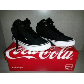 Tênis Coca-cola, Número 34
