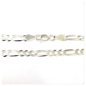 Conjunto De Corrente E Pulseira Cordão De 60cm Em Prata 925