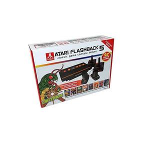 Atari Flashback 5 Classic Game Console Deluxe Collectors Edi