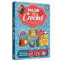 Taller De Crochet - Tecnicas Paso A Paso - 1 Vol. Color