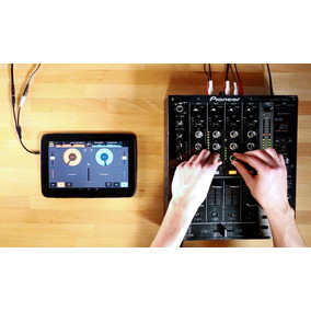 Cross Dj Mixvibes Mezclar Con Smartphone O Tablet Android