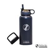 Matraz Holístico (32 Oz, Gris) - Botella De Agua Hydroflask