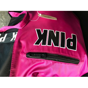 Victorias Secret Pink Maleta Gym Gimnasio Bolsa Mochila