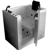 Impedido Motor Baño Para Adultos Sillon De Baño