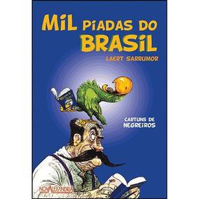 Livro: Mil Piadas Do Brasil