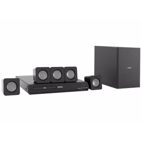 Home Theater Philips Htd3509x/78 Dvd 300w Rms 5.1 Hdmi 12x