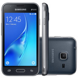 Samsung Galaxy J1 Mini Preto - Dual Chip, 3g, 4.0, 5 Mp