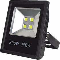 Reflector Led 200w 4 Pastillas 85v - 265v Envio Gratis