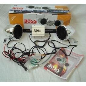 Boss Auto Falante 600 Watts P/moto Mc 400
