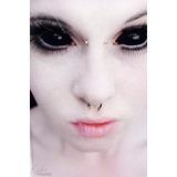 Lentes Sclera 22mm - Cosplay Contato - Demonios Alienigenas